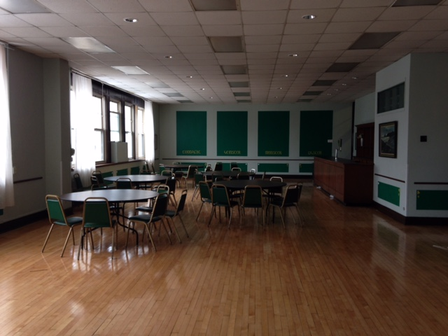 Photo #11 McGinty Room (Room 309) at Irish American Heritage Center
