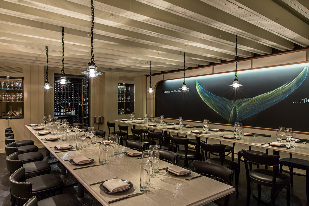 GT Fish and Oyster event space in Chicago, Chicagoland Area