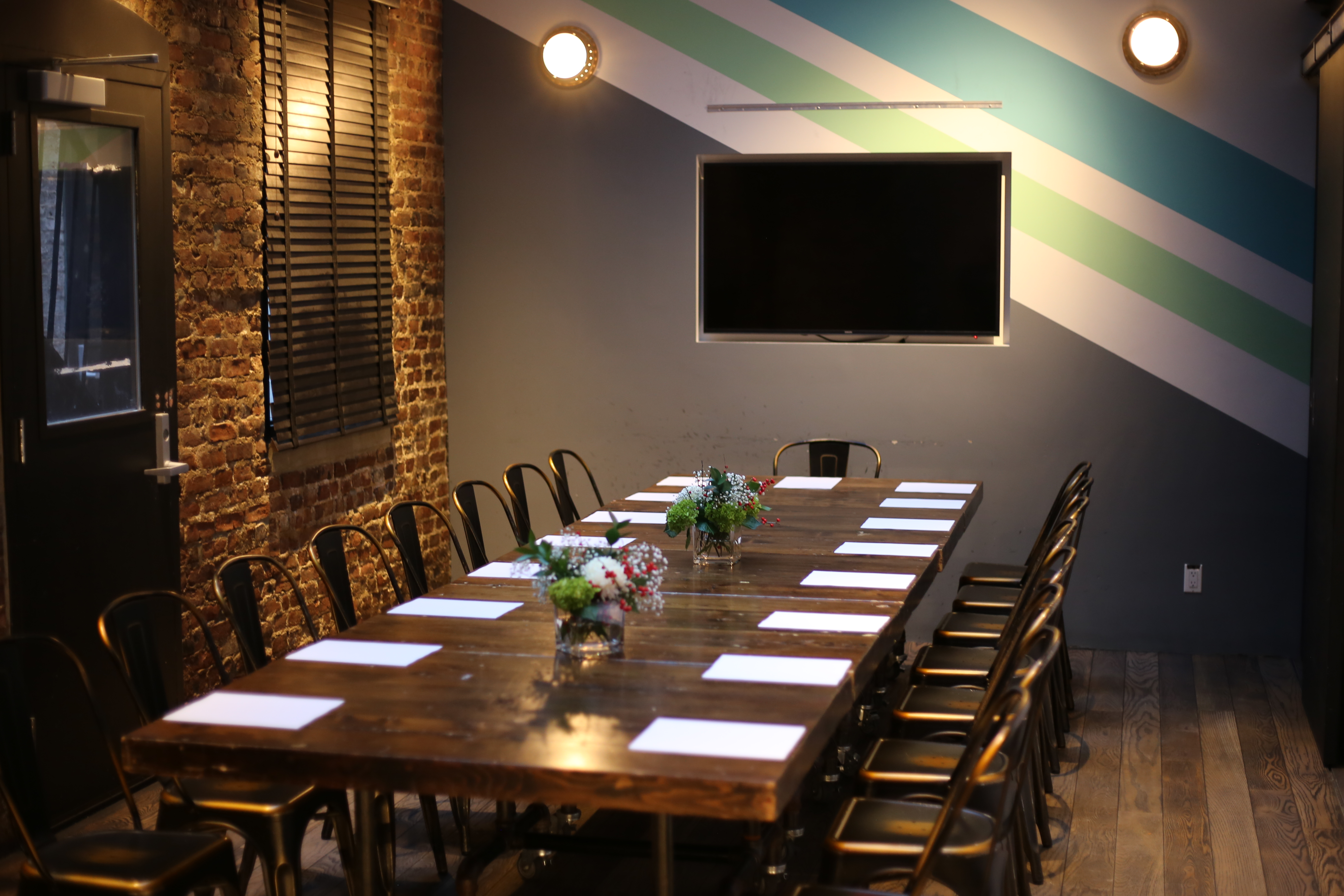 Photo #26 Private Dining Room at Interface NYC