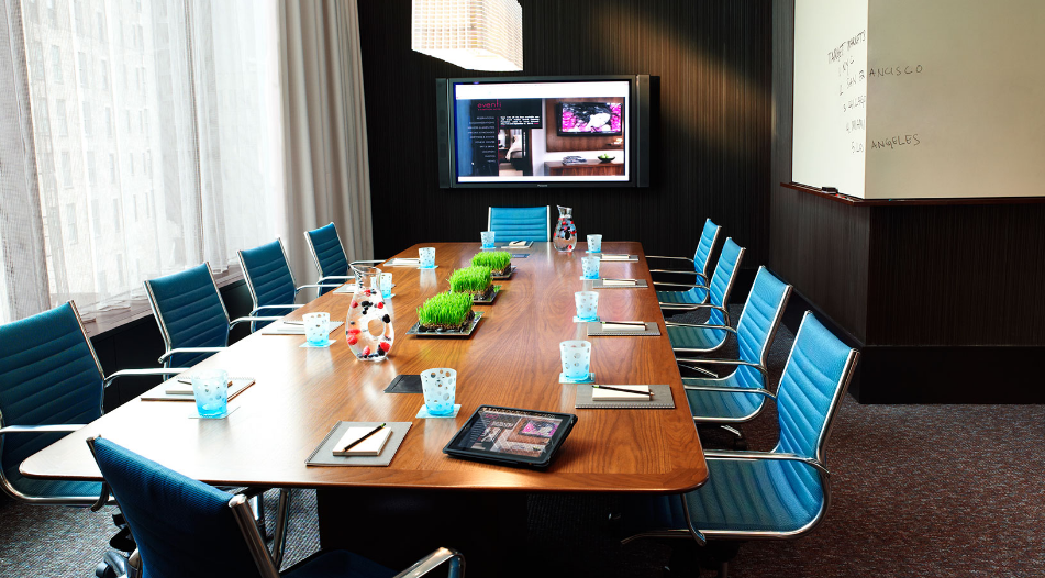 Photo #2 Venture Boardroom at Kimpton Hotel Eventi