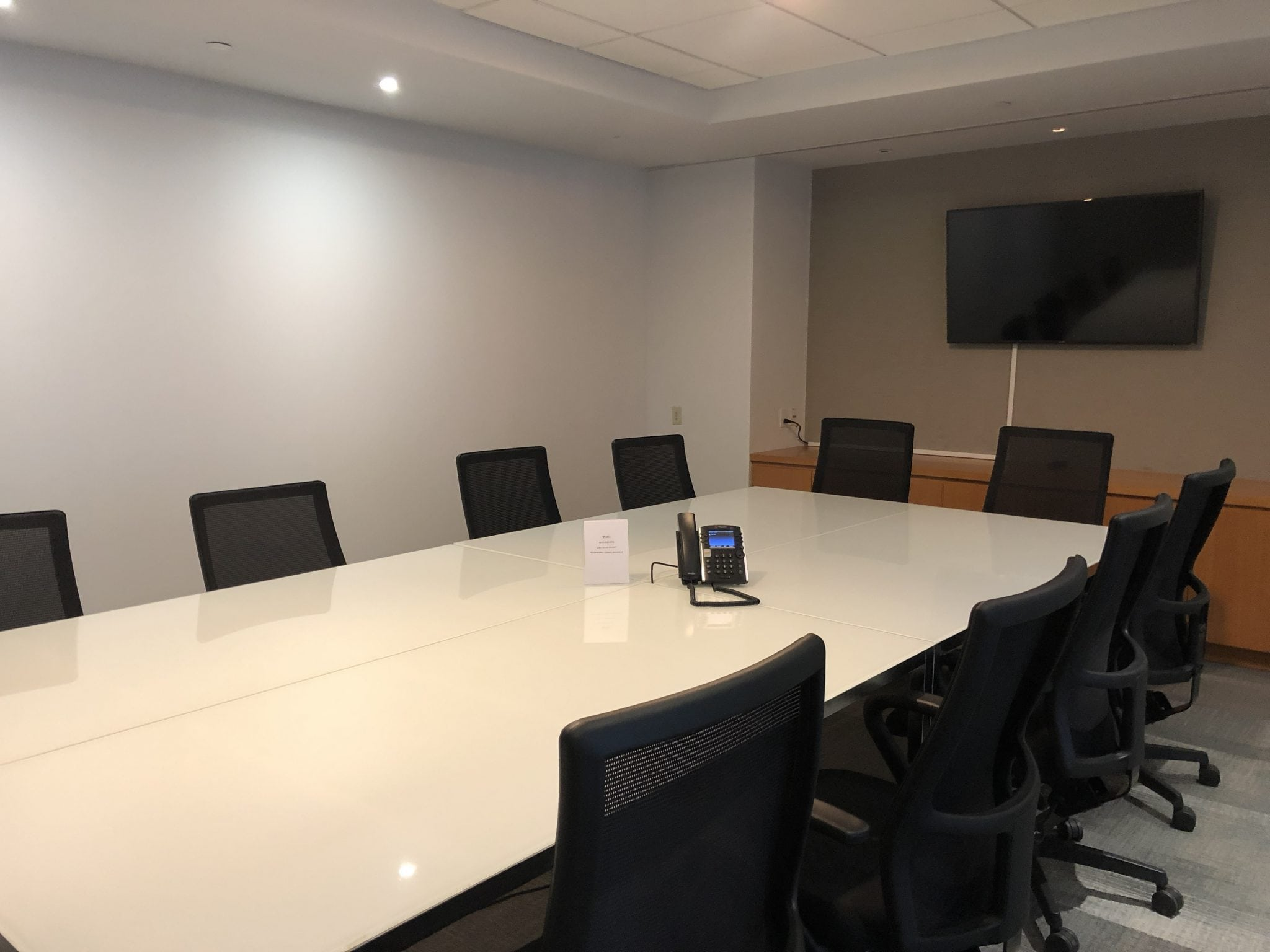 Photo #3 The Rink Conference Room at  Rockefeller Center