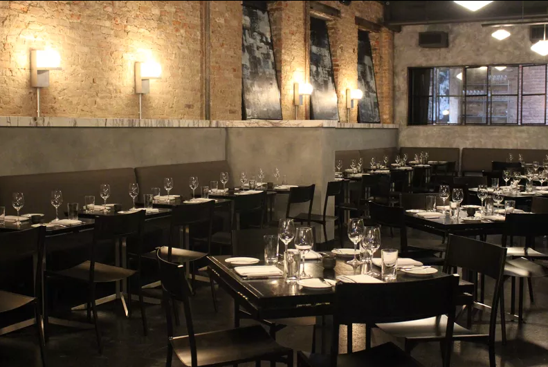 Photo #5 Main Dining Room at Rebelle