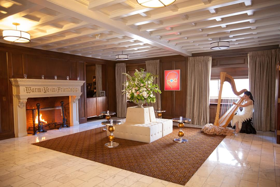 Julia Morgan Ballroom event space in San Francisco, SF Bay Area, San Fran
