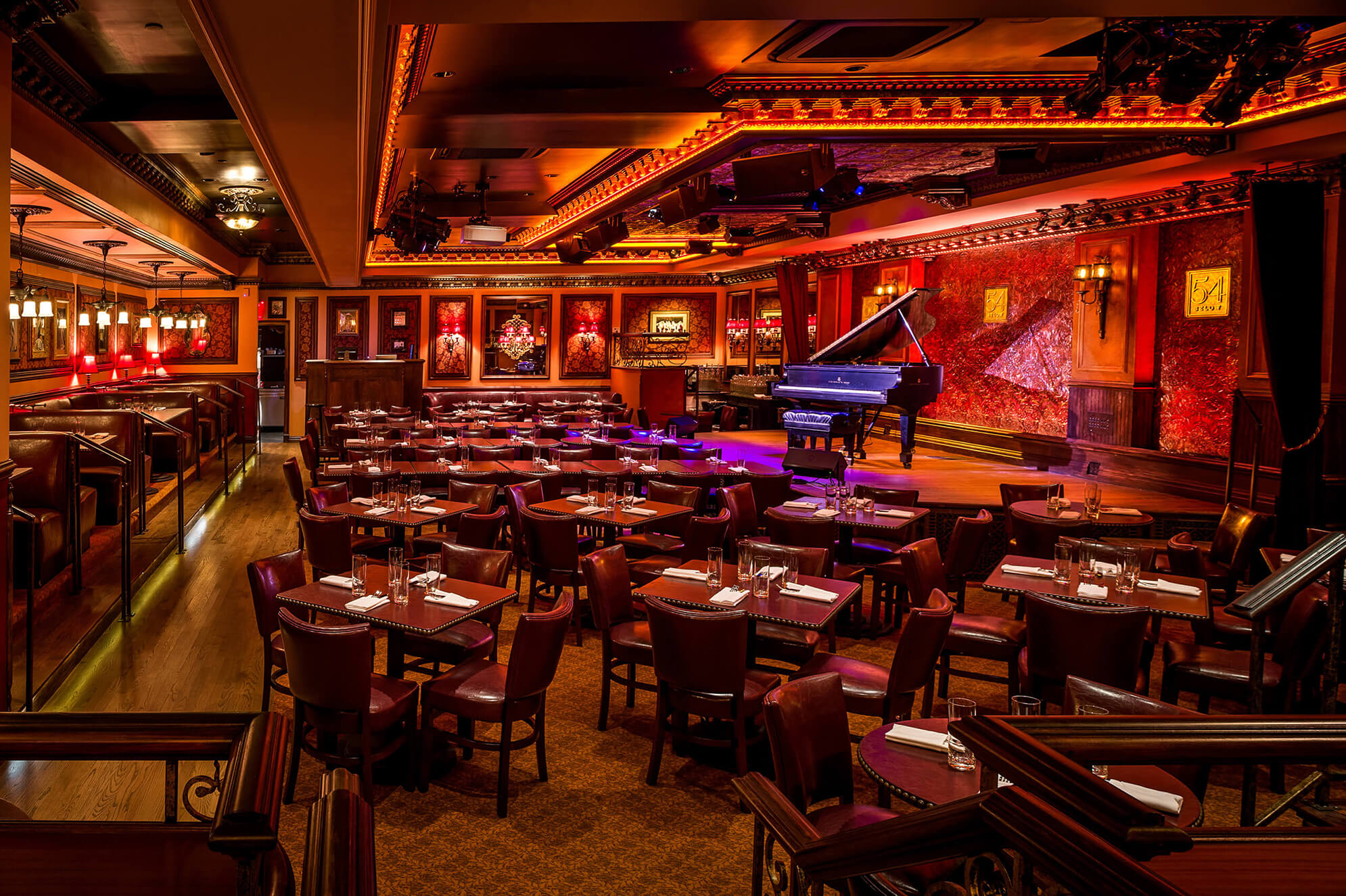 Feinstein's / 54 Below event space in New York City, NYC, NY/NJ Area