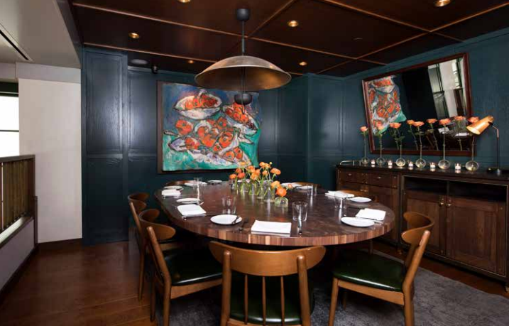 Alcove event space at Union Square Cafe in New York City, NYC, NY/NJ Area