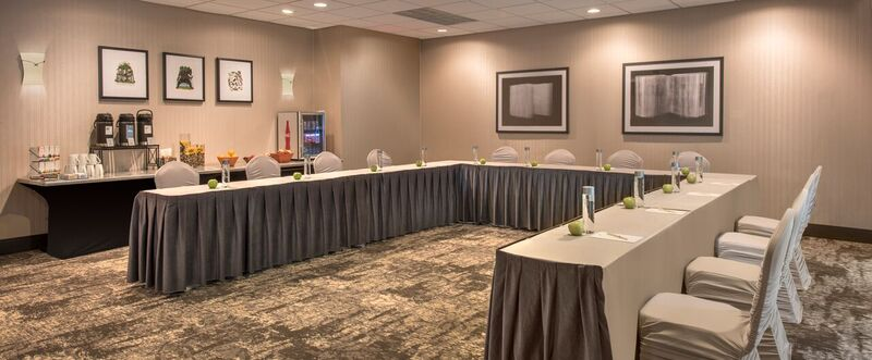 Photo #2 Cook Room/Meeting Space at DoubleTree by Hilton Chicago -Schaumburg