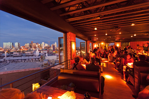 Photo #2 Rooftop Patio at Linger