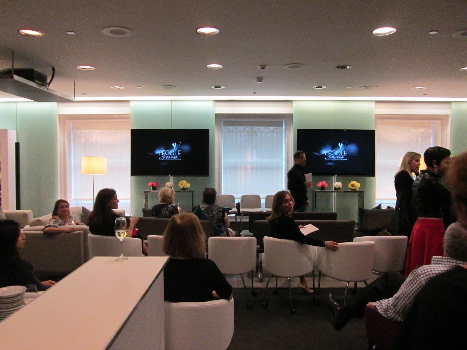 Photo #16 Lecture Room at Tarallucci e Vino at Cooper Hewitt - Smithsonian Design Museum