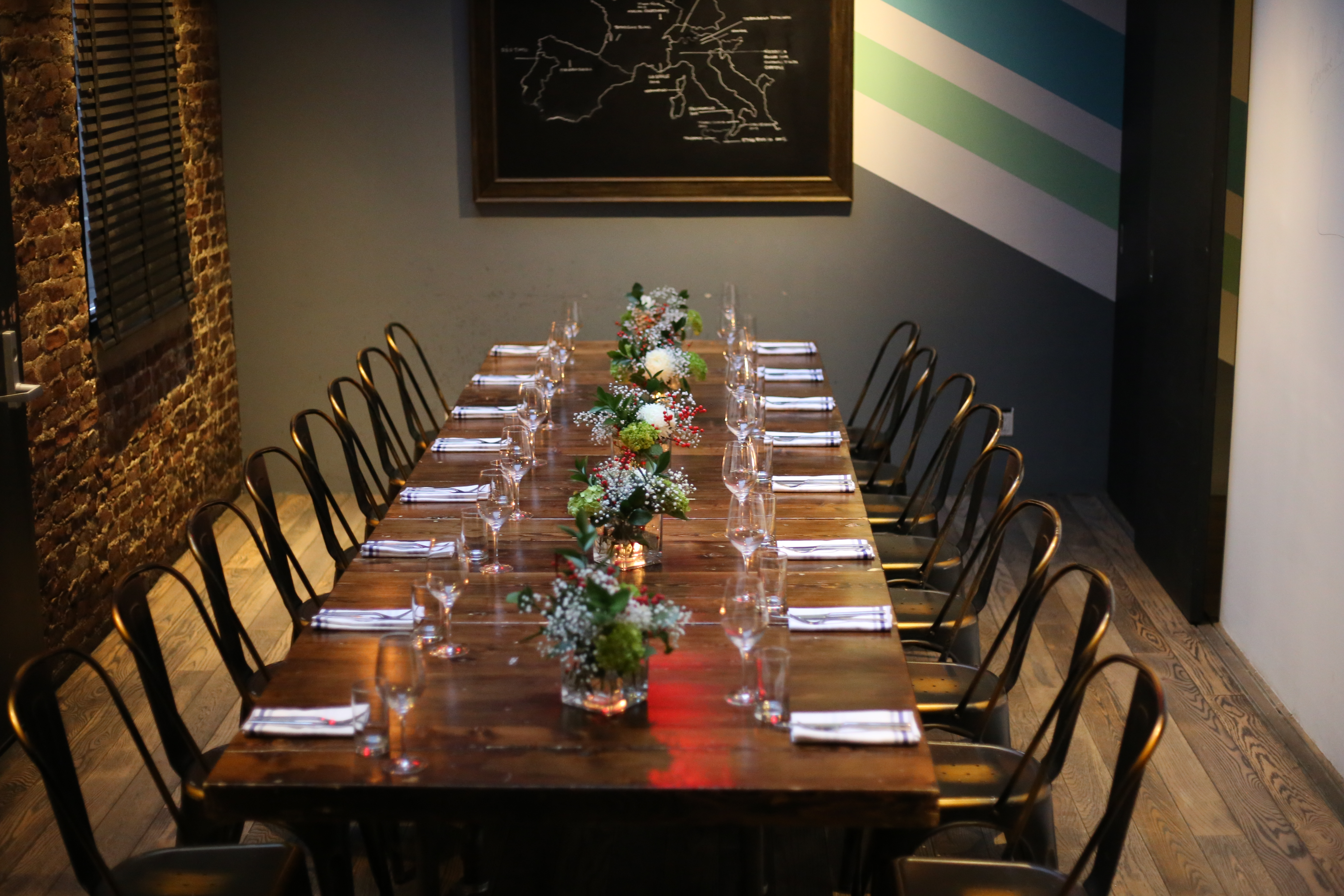 Photo #28 Private Dining Room at Interface NYC