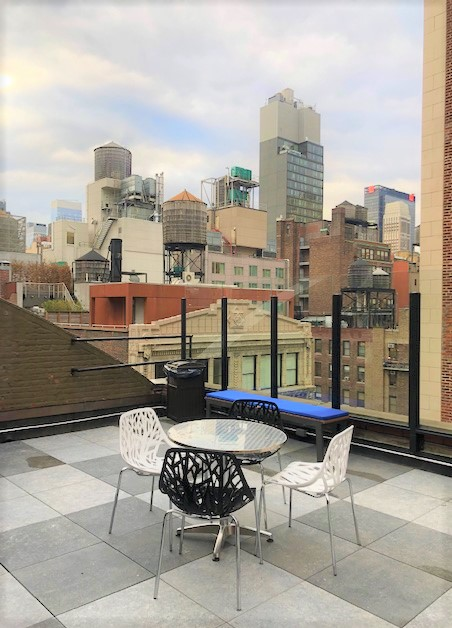 Photo #7 Roof Terrace at NYC Roof Terrace