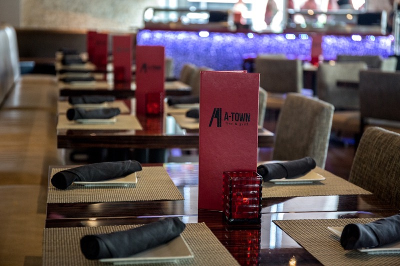 A-Town Bar & Grill event space in Washington DC, Maryland, Virginia, DC Area