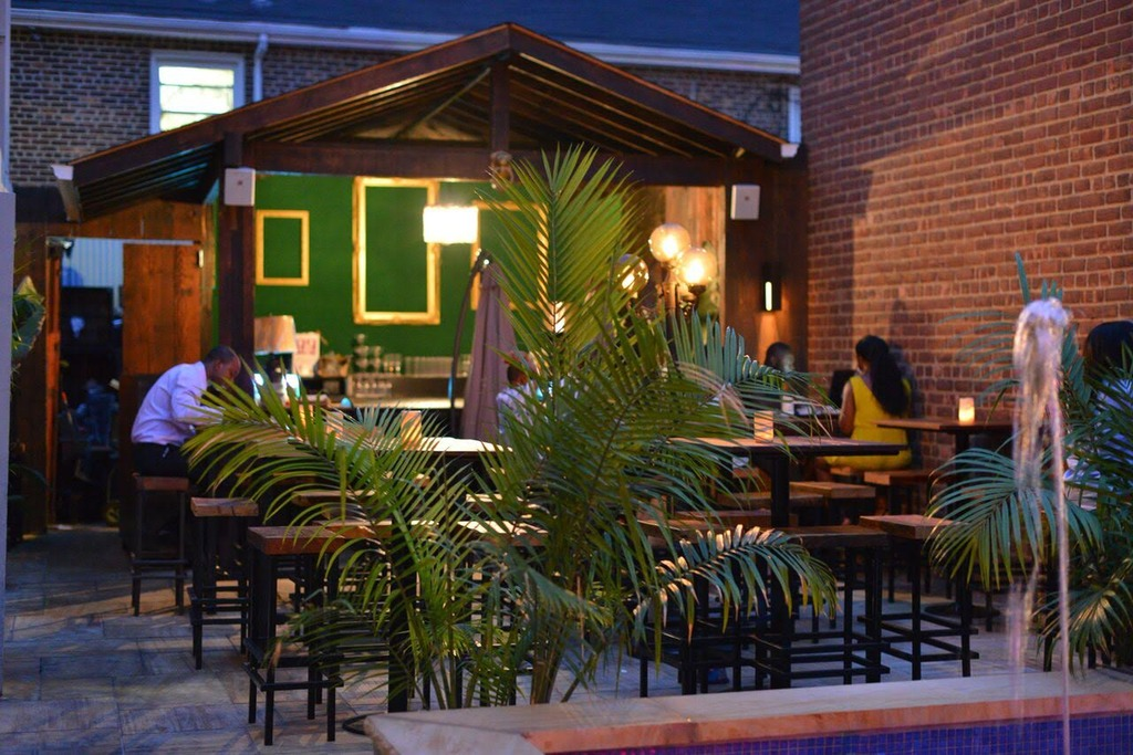 Photo #10 Garden at Suede Restaurant