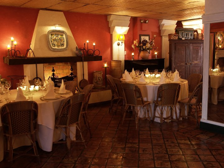Photo #4 The Candle & Bomarzo Rooms at Trattoria Dell'Arte