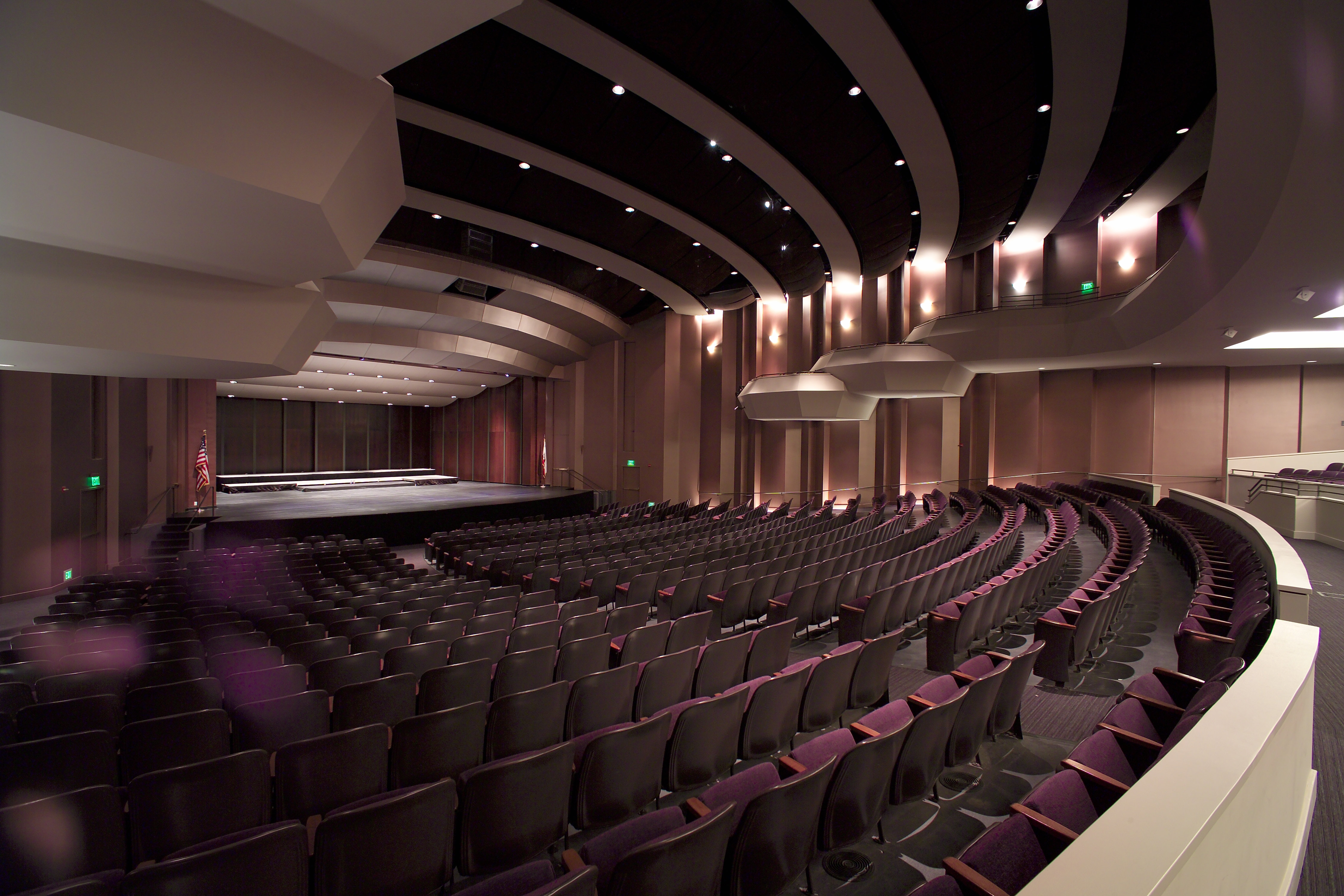 Lincoln Theater event space at Napa Valley Performing Arts Center at Lincoln Theater in New York City, NYC, NY/NJ Area
