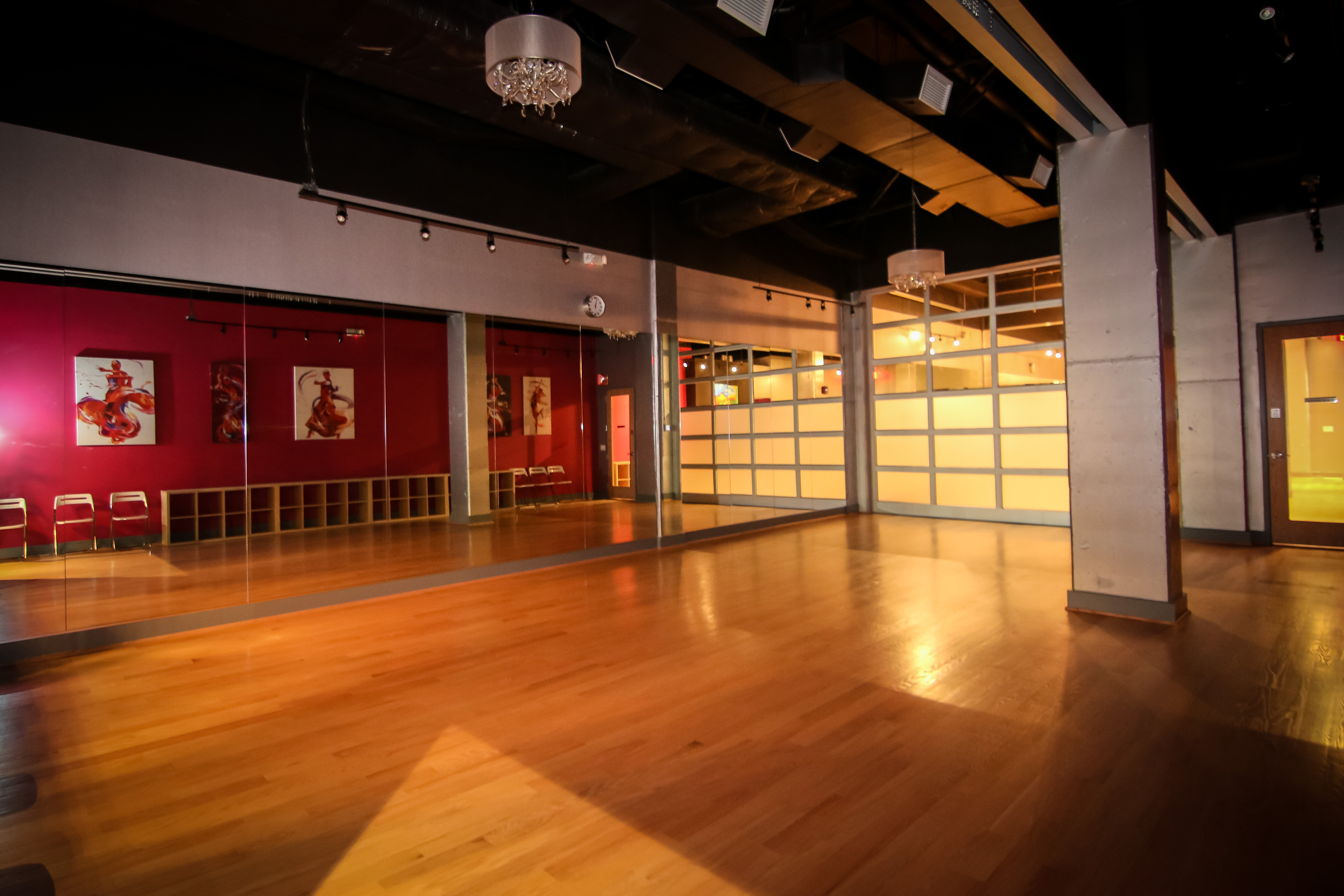Photo #8 One room rental - semi private at Salsa With Silvia Dance Studio