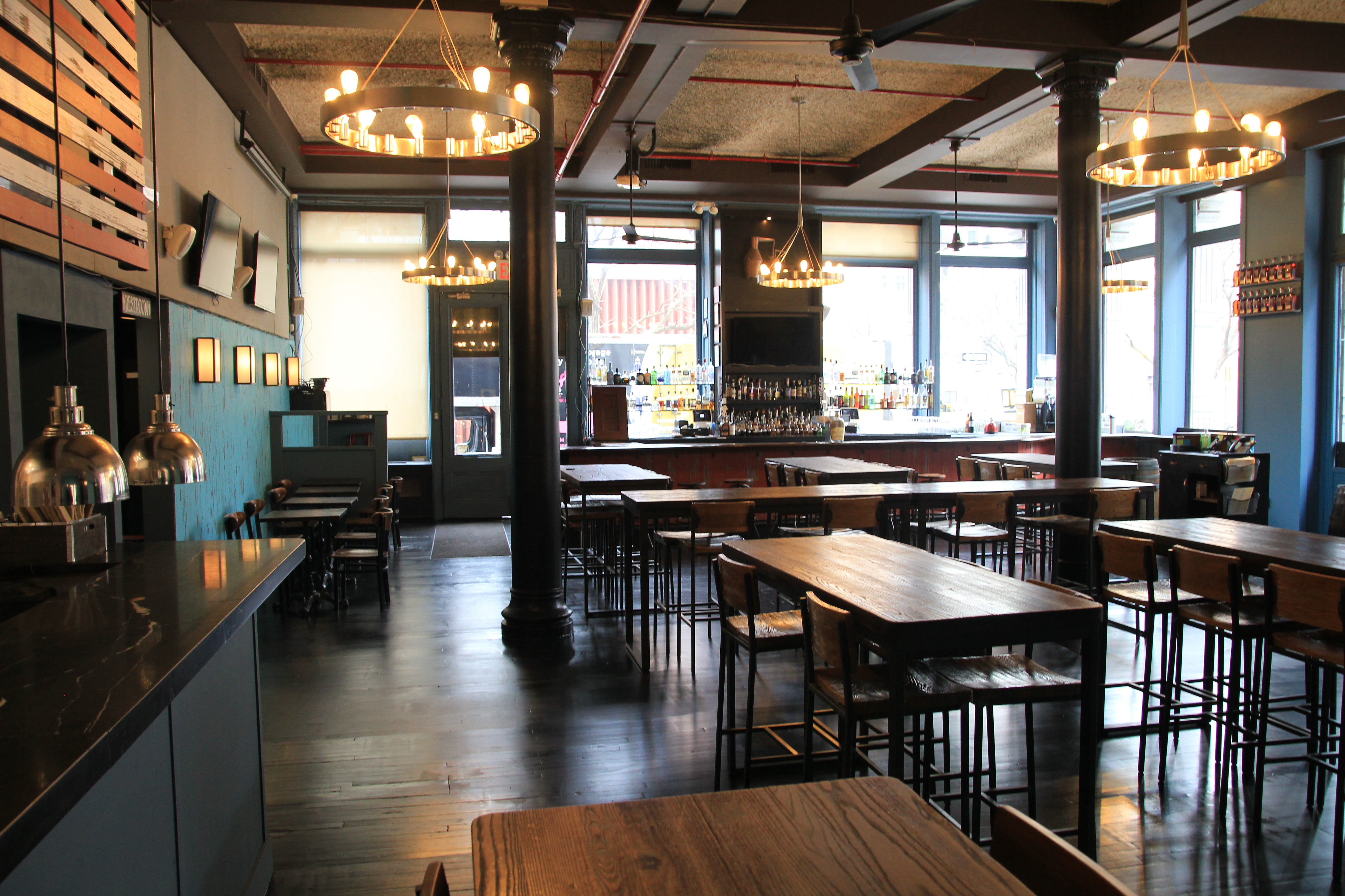 Photo #5 Main Dining Room at American Whiskey TriBeCa