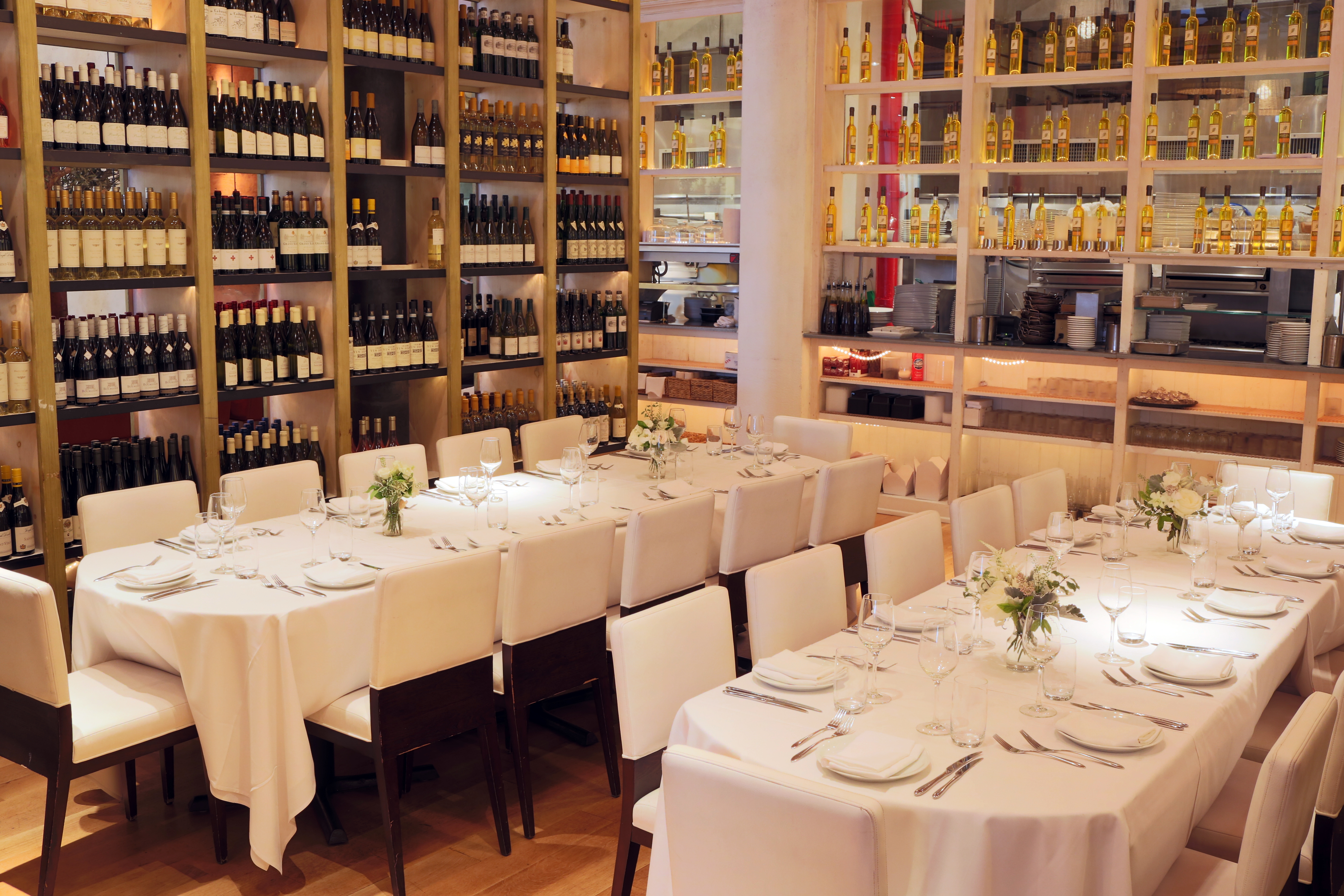 Photo #16 Wine Room at Meatpacking District Restaurant