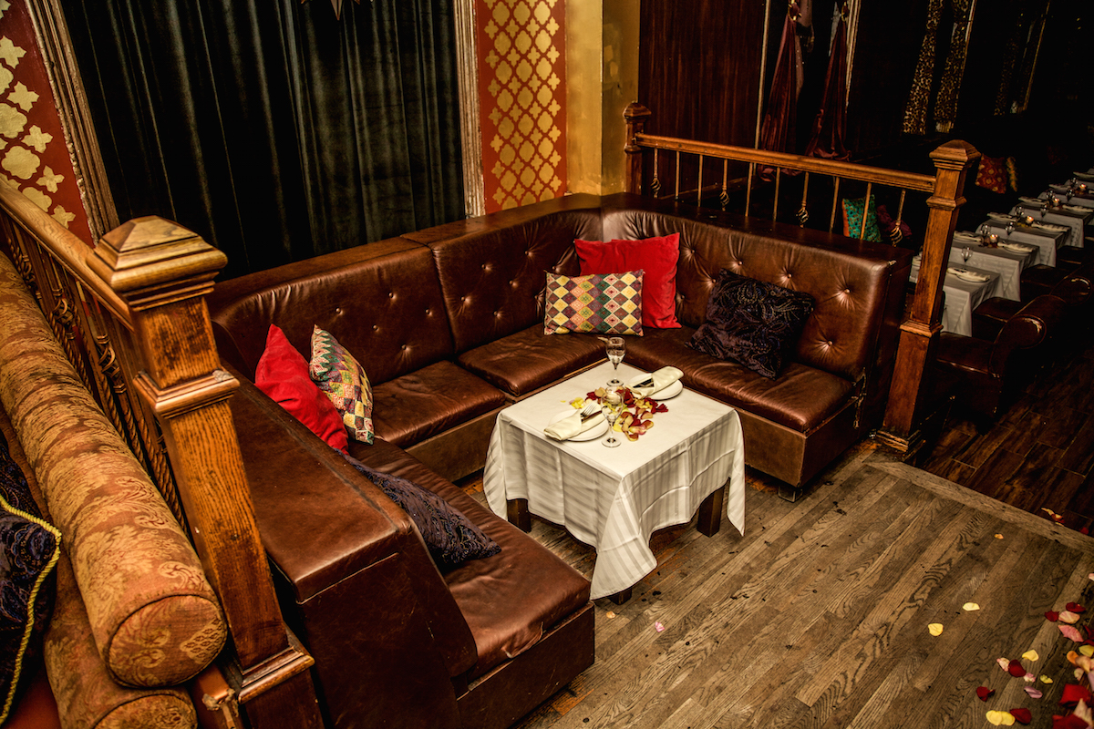 Photo #6 VIP Section at Le Souk