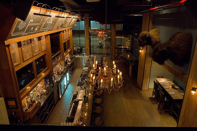 Full Venue Buy-Out event space at American Whiskey in New York City, NYC, NY/NJ Area