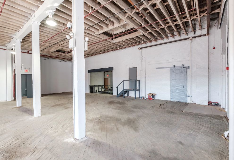 Photo #4 The Warehouse Space at The Box Factory
