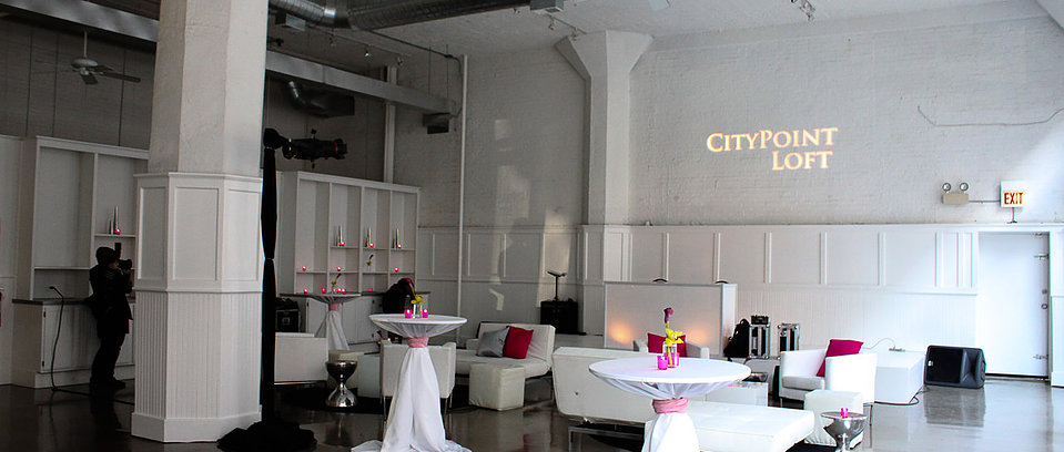 Full Venue event space at City Point Loft in Chicago, Chicagoland Area