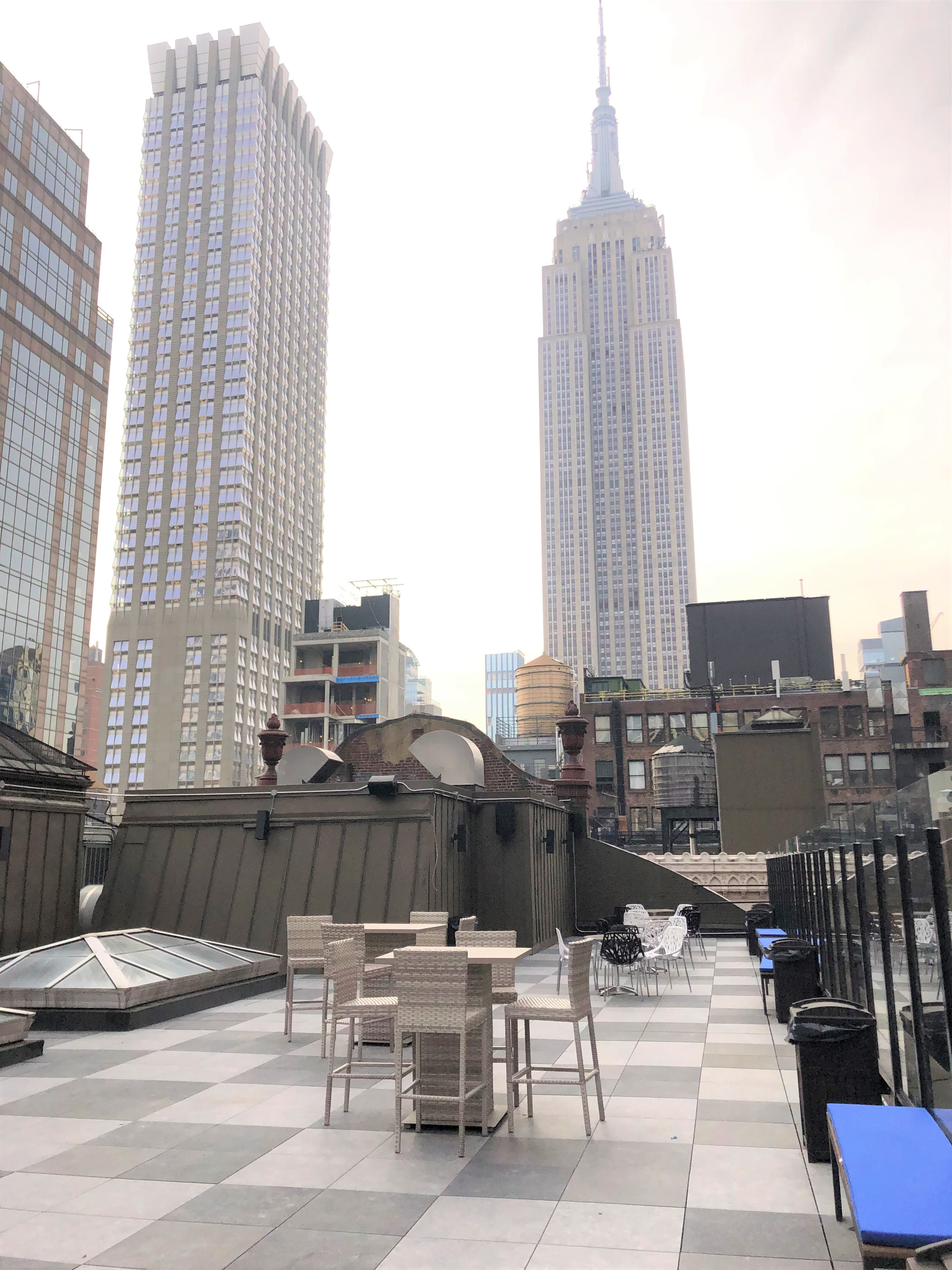 Photo #2 Roof Terrace at NYC Roof Terrace