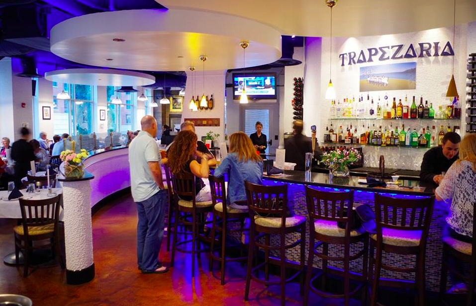 Trapezaria  event space at Trapezaria Kuzina in Washington DC, Maryland, Virginia, DC Area