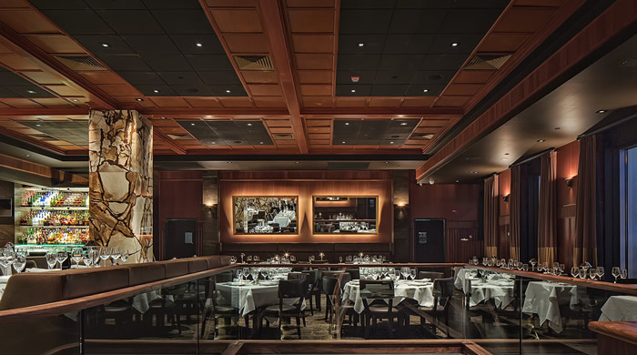 Photo #2 Main Dining Room  at Mastro's Steakhouse New York