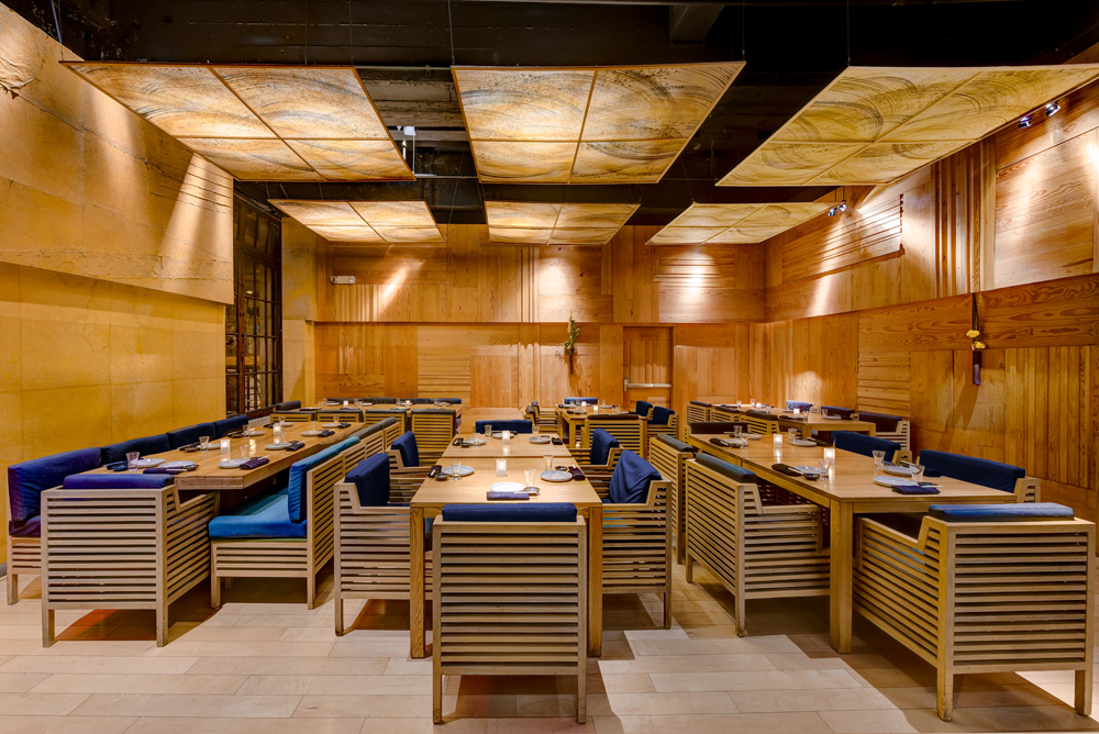 Photo #11 Main Dining- Pine Room at Ozumo San Francisco
