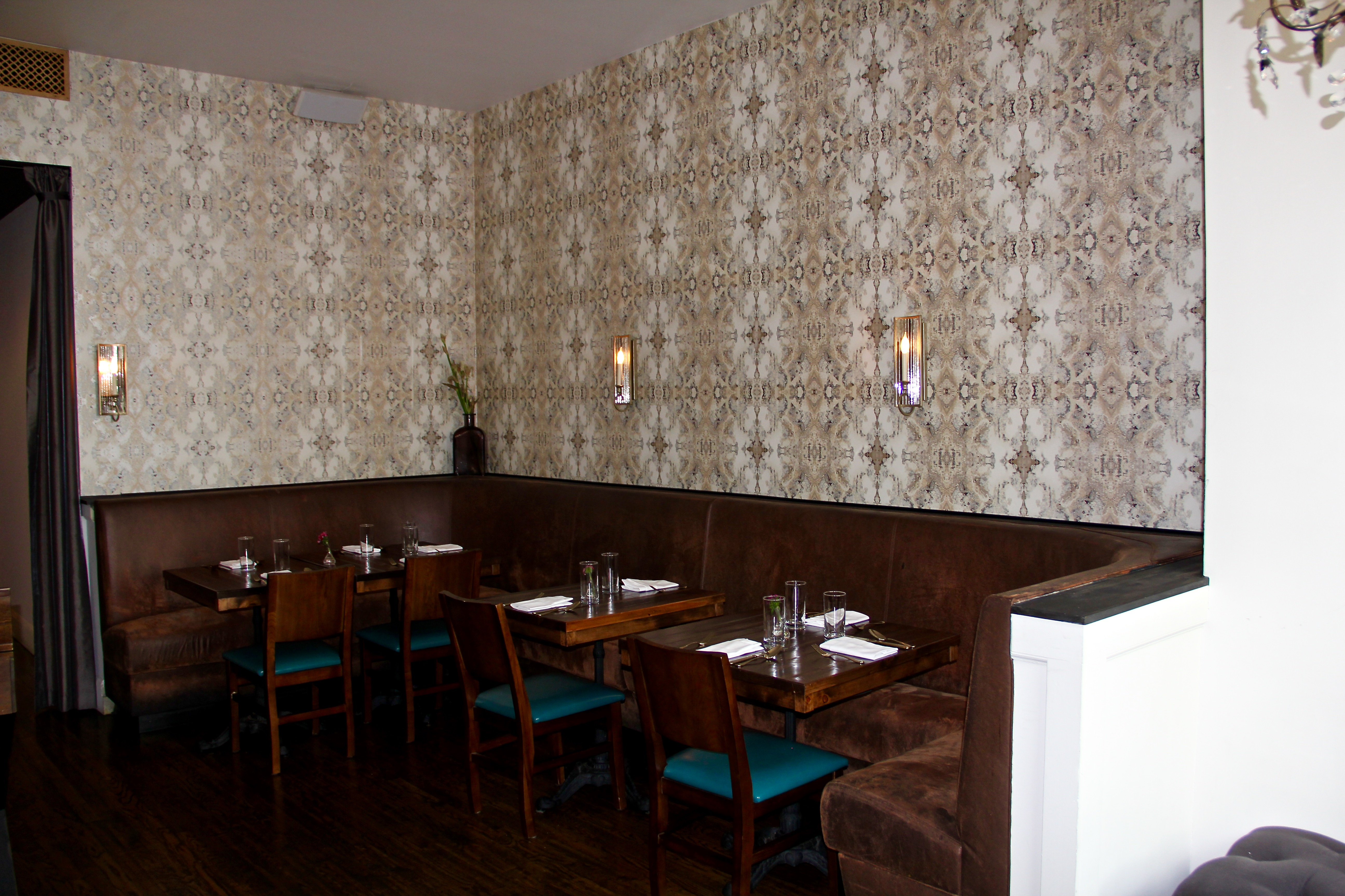 Photo #11 Front Semi-Private Dining Room at Kingsley
