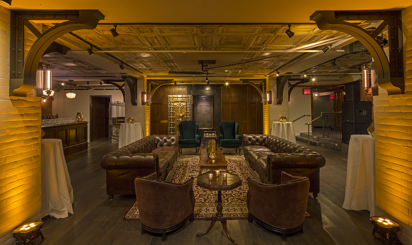 1875 Bar	 event space at Weylin in New York City, NYC, NY/NJ Area