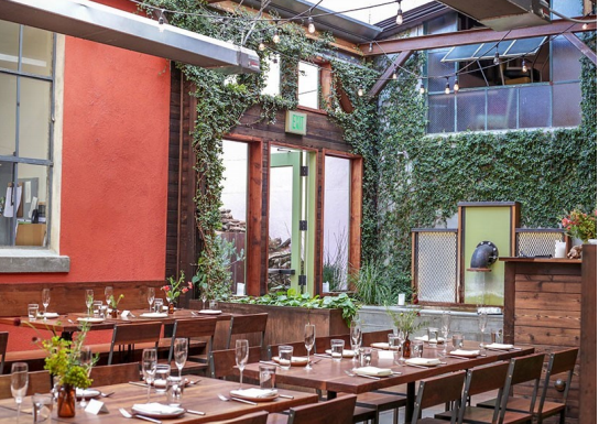 Photo #4 The Courtyard at Central Kitchen