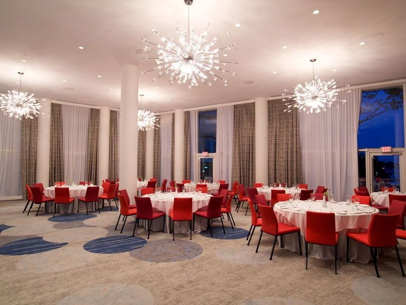 State Room event space at Sequoia in Washington DC, Maryland, Virginia, DC Area