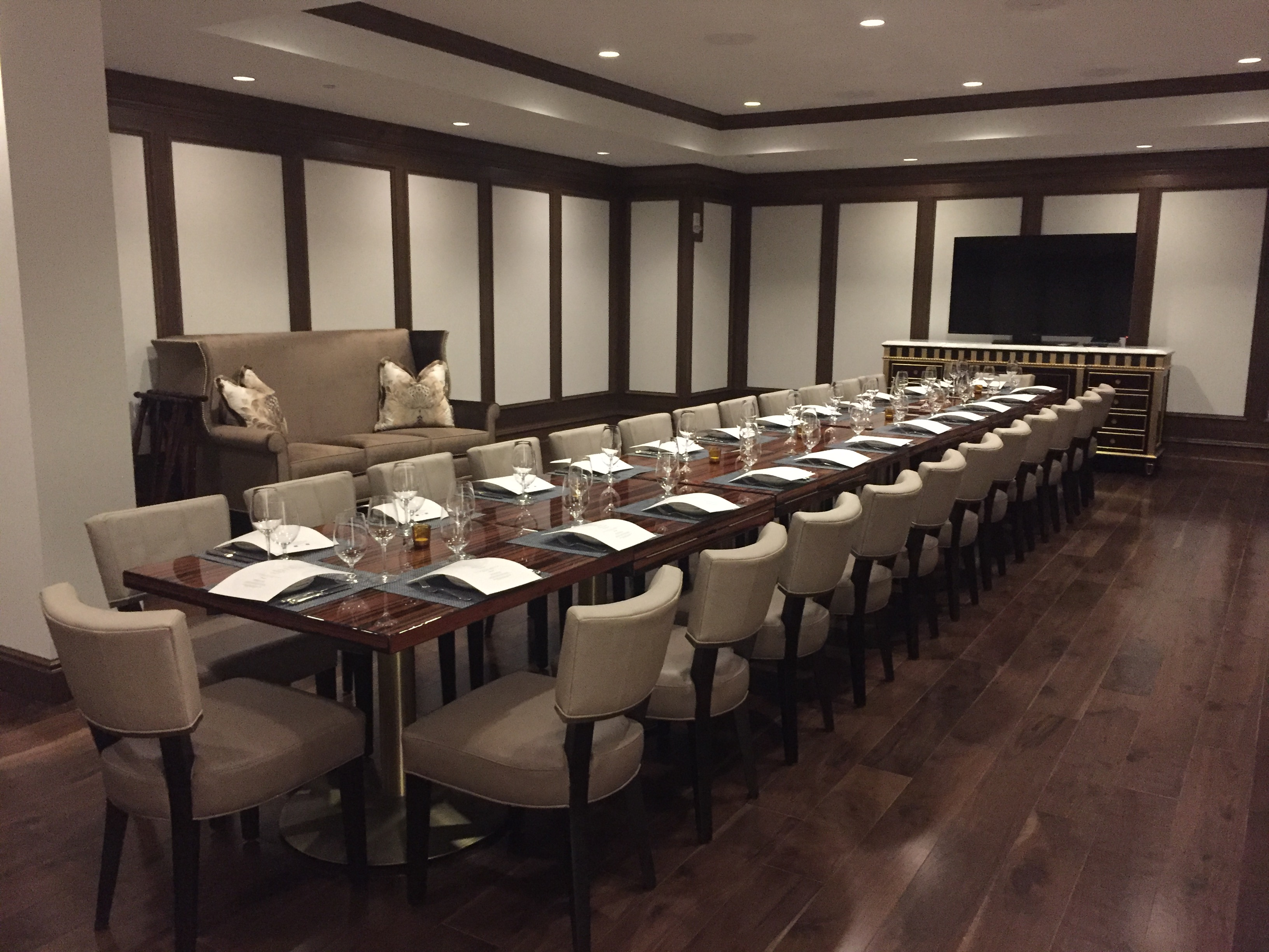 Photo #2 PDR 2 - The Grant Room at BLT Prime by David Burke at Trump International Hotel