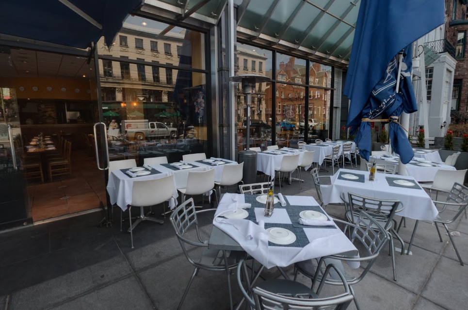 Photo #3 Outdoor Dining at Sette Osteria Restaurant