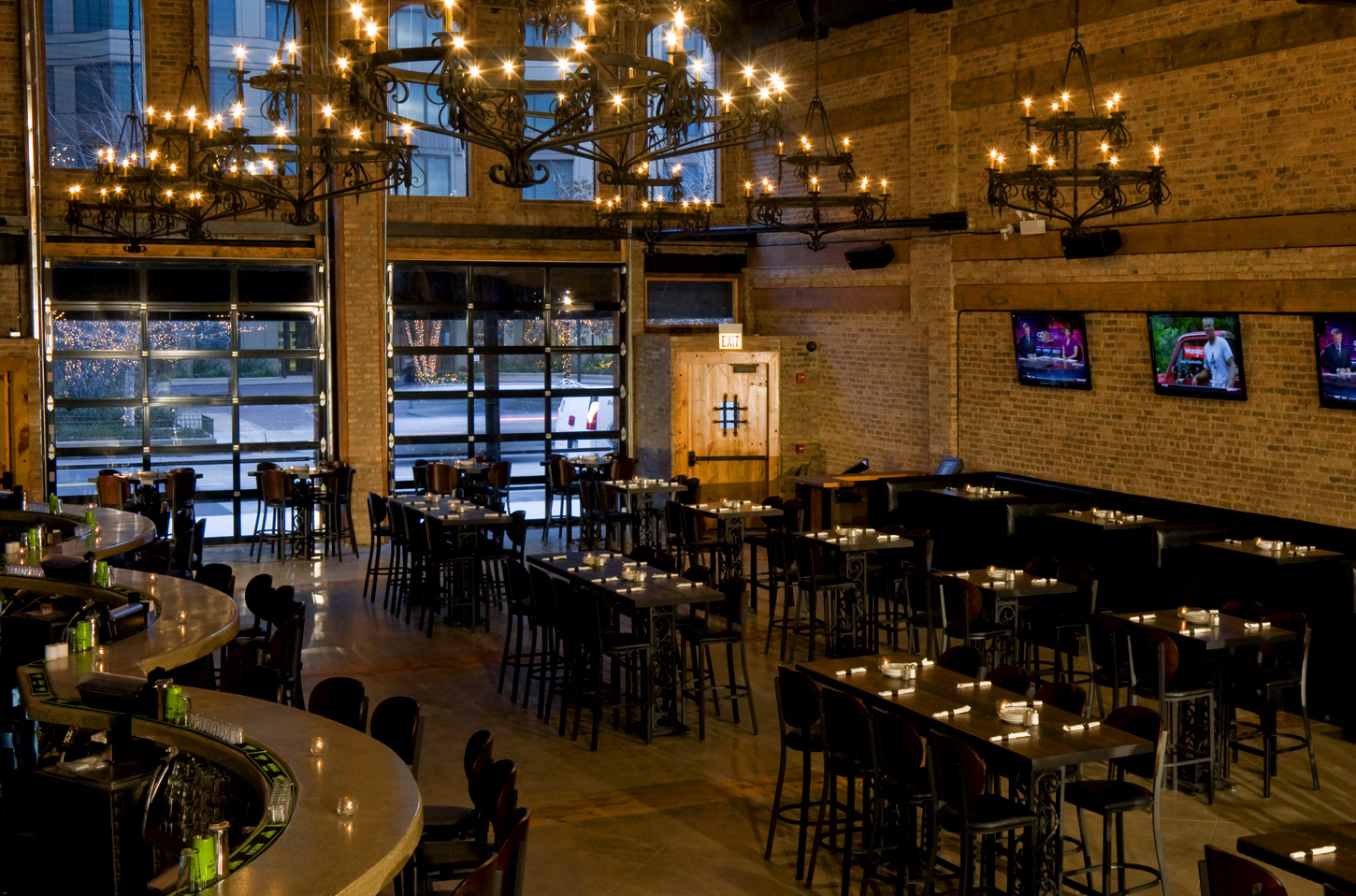 Photo #3 Moe's Cantina Event Space at Moe's Cantina - River North