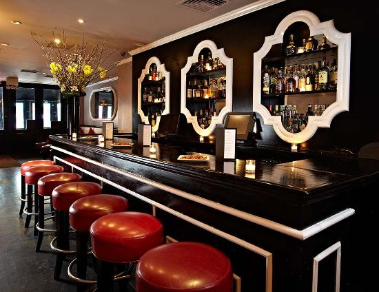 1st Floor: Entrance Bar event space at Philippe in New York City, NYC, NY/NJ Area