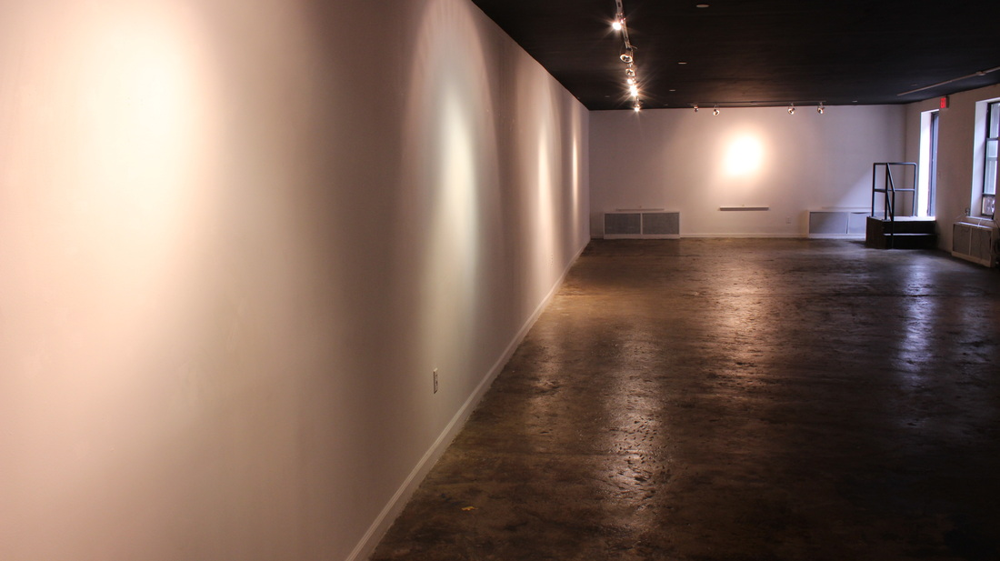 Main Space event space at The Bishop Gallery Studio in New York City, NYC, NY/NJ Area