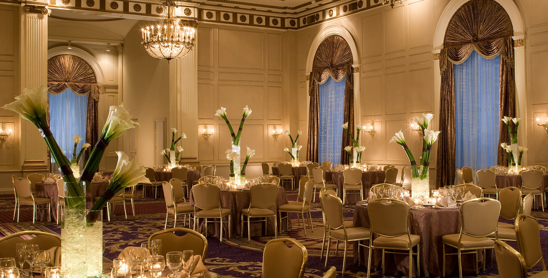 Photo #4 Terrace Ballroom at The Roosevelt Hotel