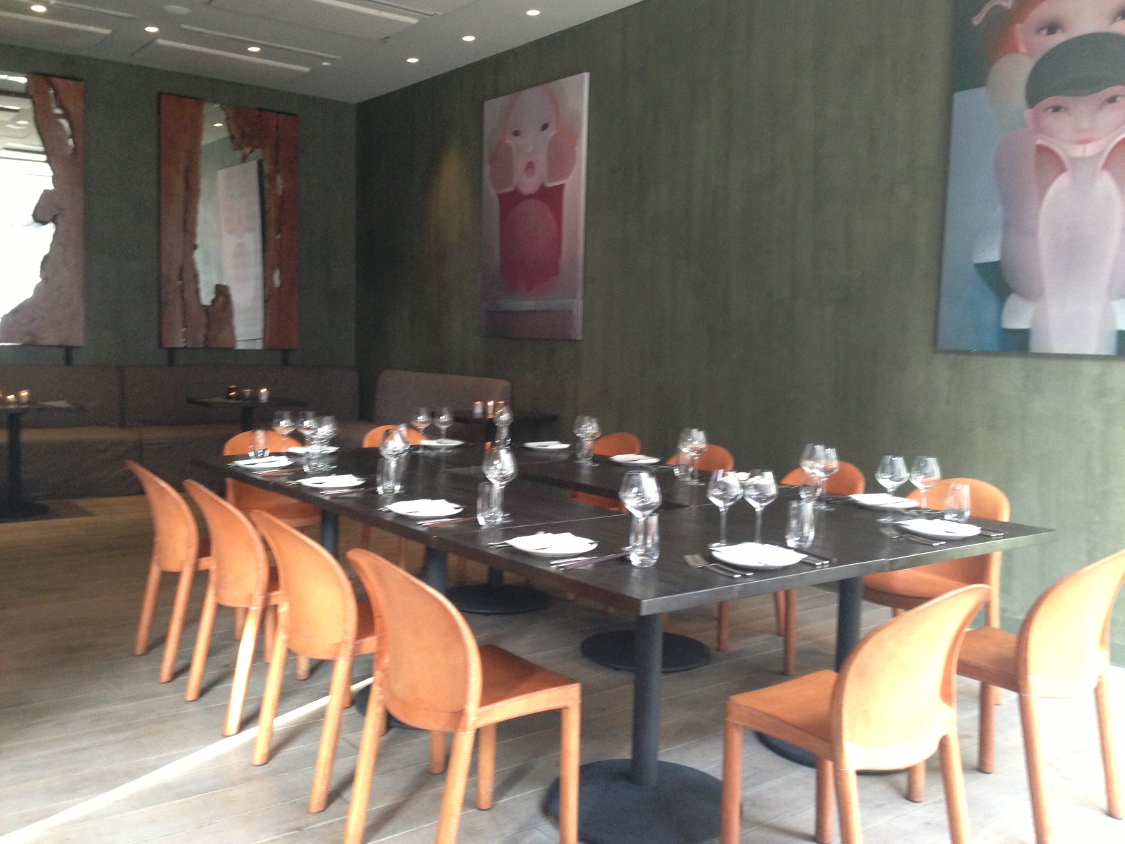 Photo #6 Private Dining Room at Embeya