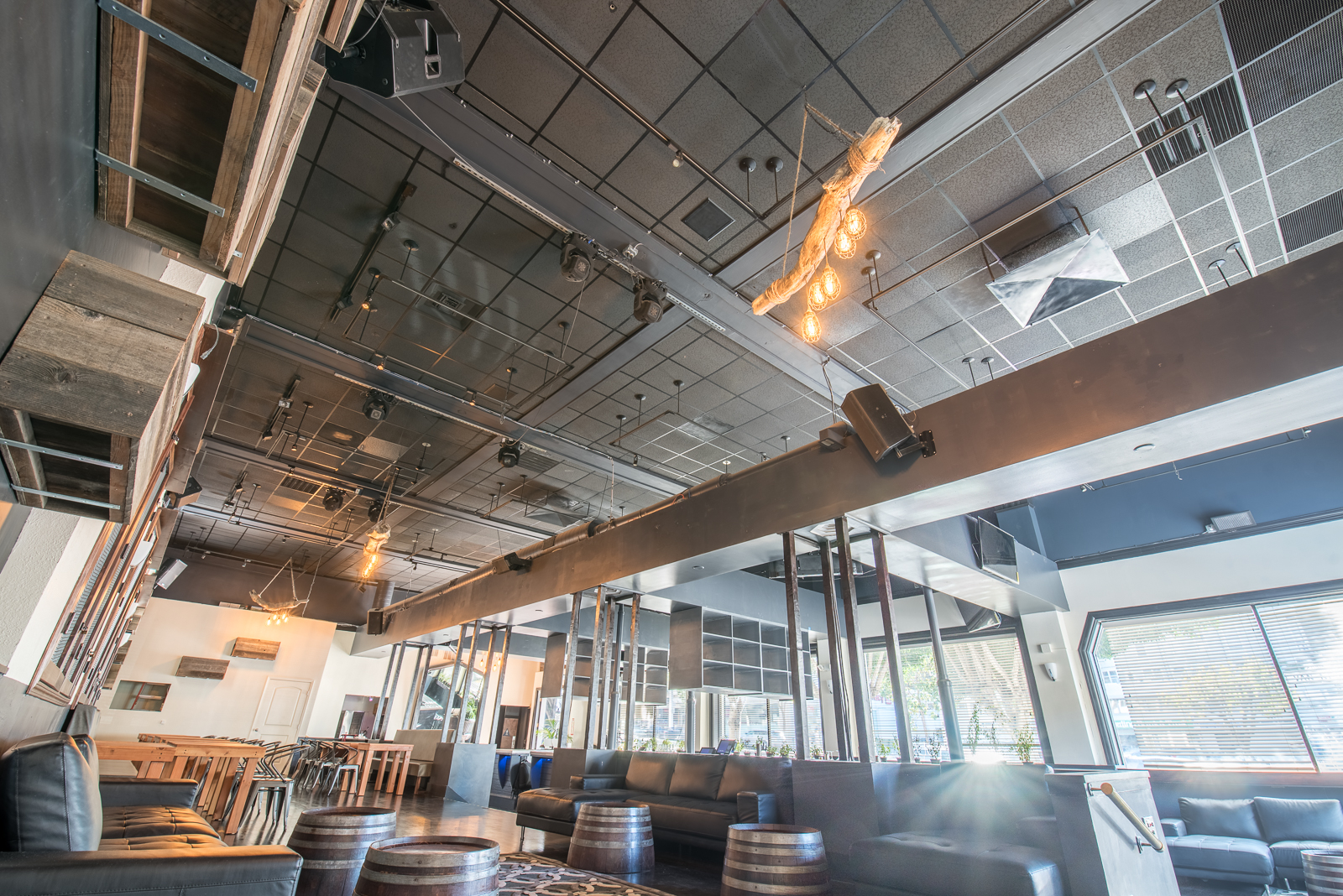 Photo #3 Dining / Lounge space  at Hex SF