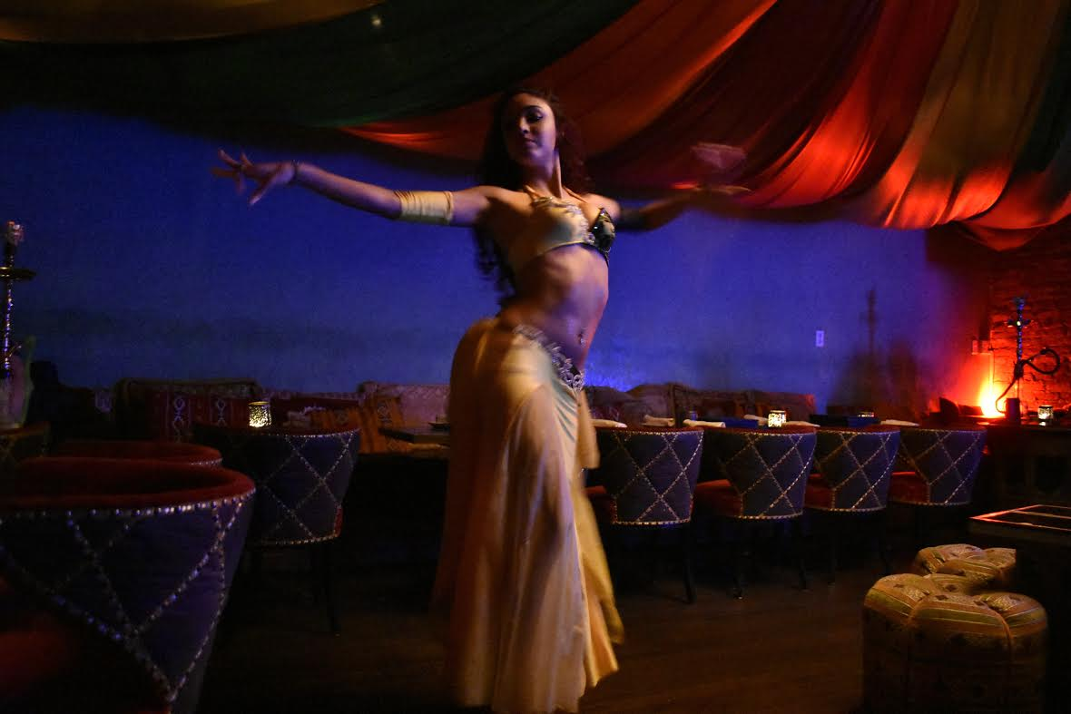 Photo #2 Berber Lounge  at Arabesque