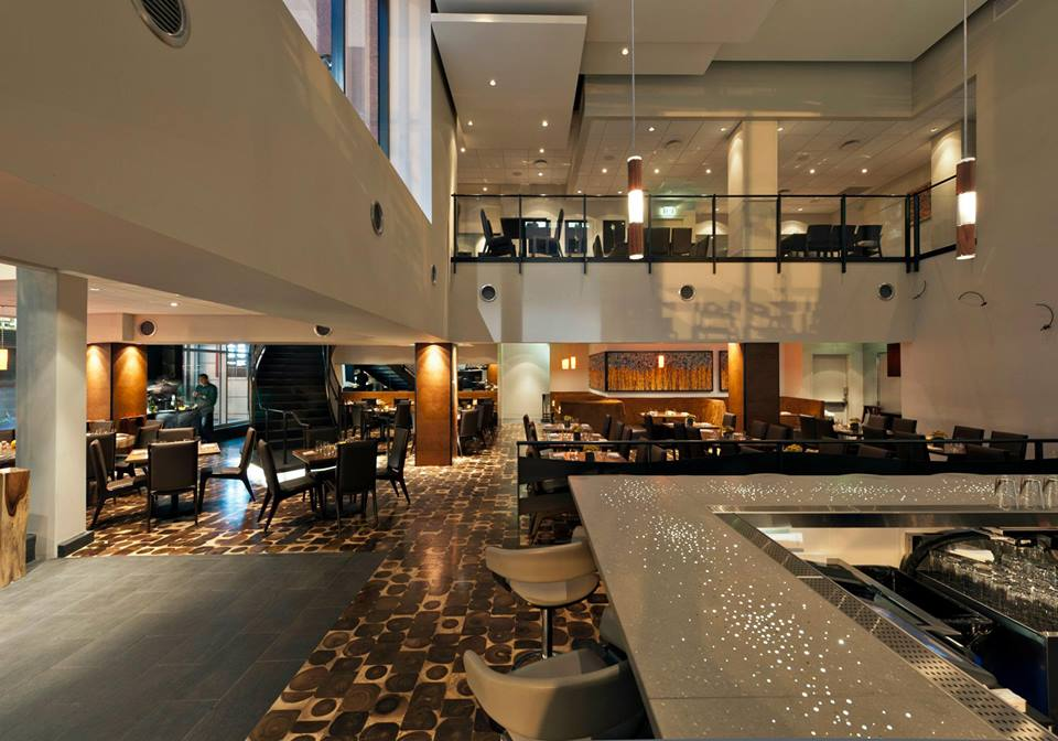 Main Dining Room event space at Bluestem Brasserie in San Francisco, SF Bay Area, San Fran