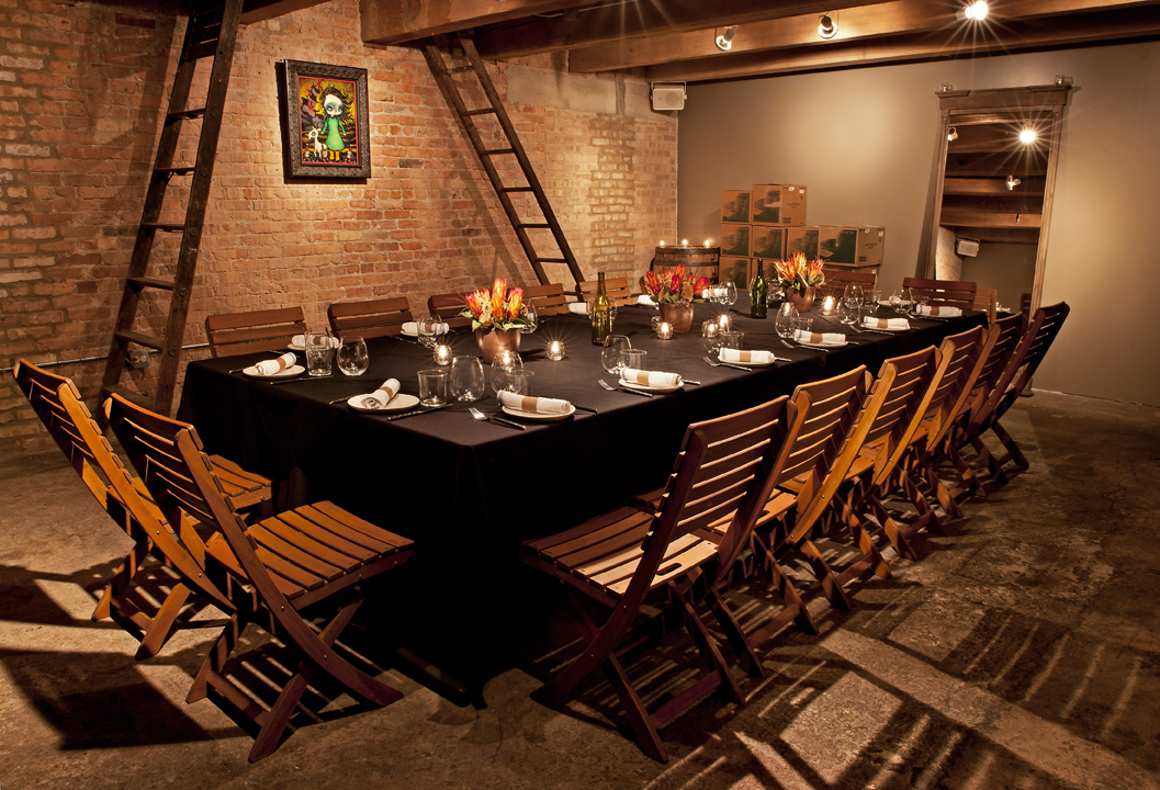 Photo #2 Private Dining Room at Girl & The Goat
