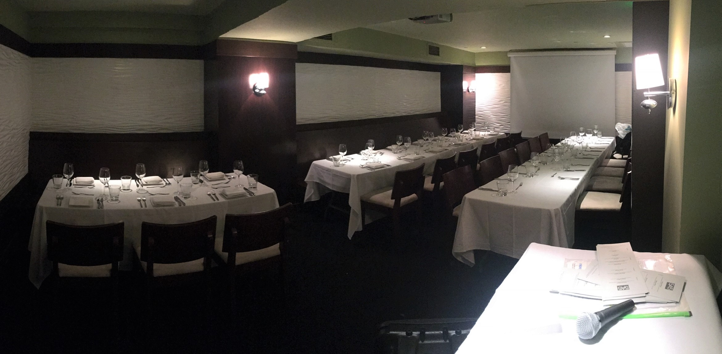 Photo #7 Private Dining Room at 5A5 Steak Lounge