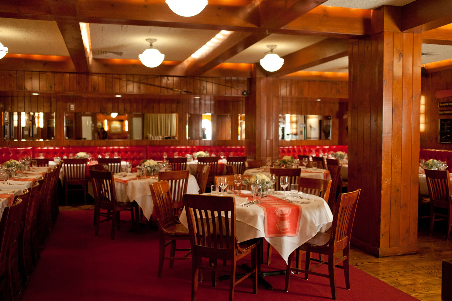 Photo #2 Rowe Room at Shaw's Crab House Chicago
