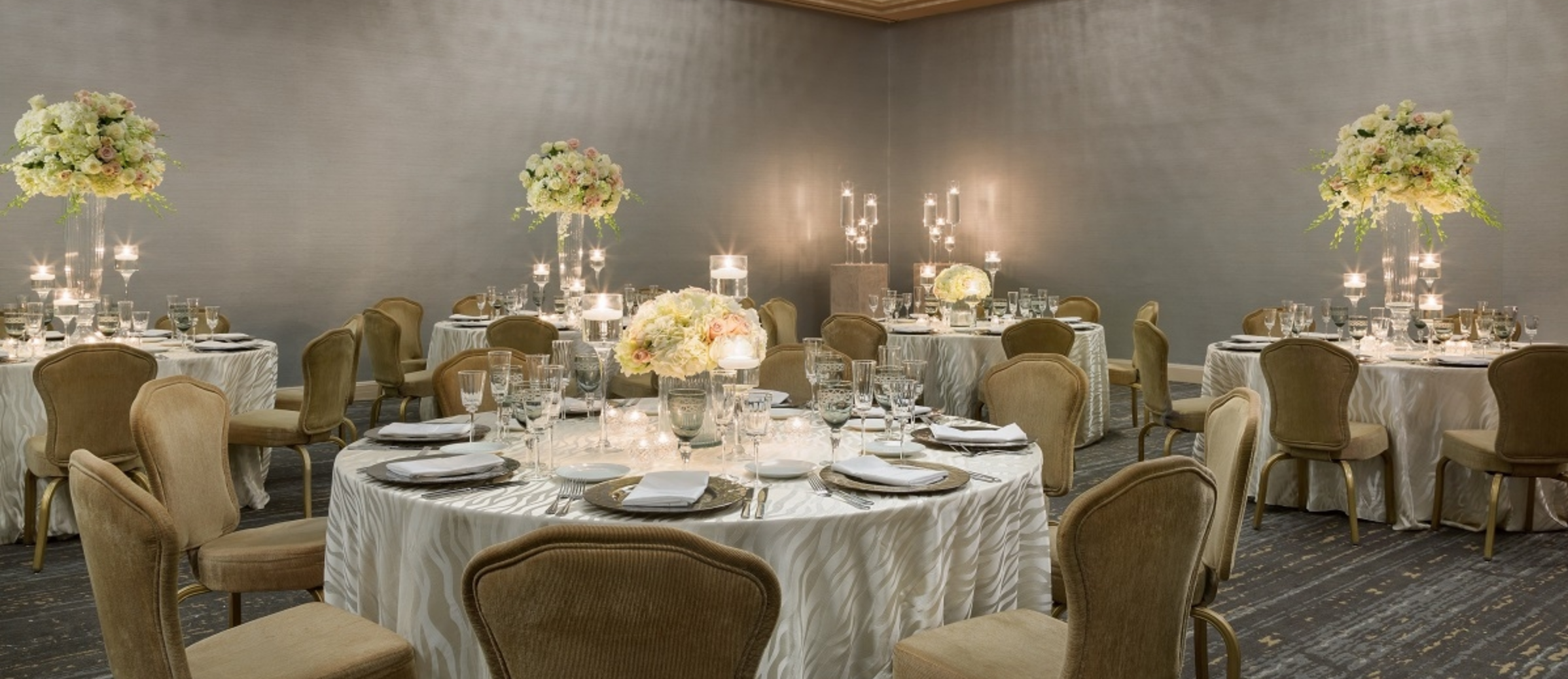 The Ballroom event space at Park Lane Hotel New York in New York City, NYC, NY/NJ Area