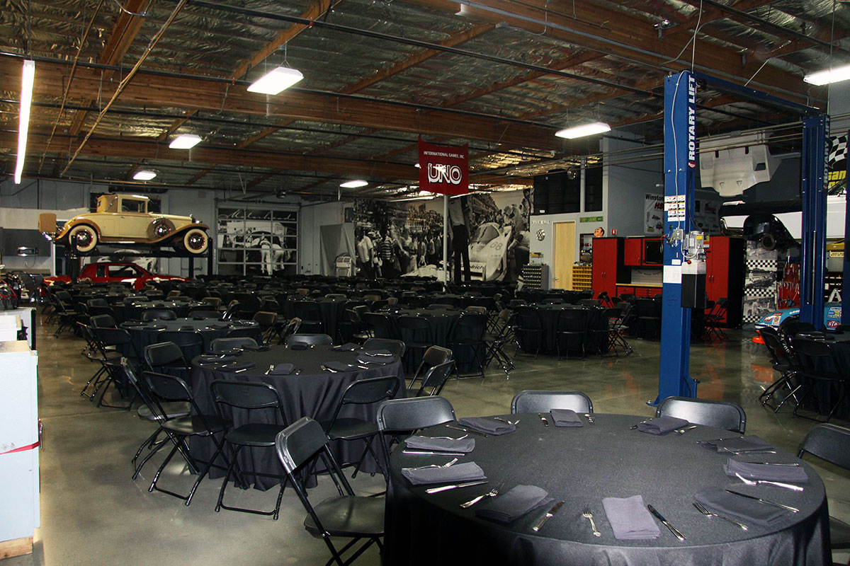 Photo #13 TMFC Garage at Club Auto Sport