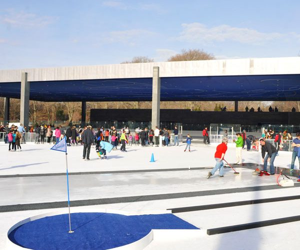 Photo #3 Elliptical Rink at The LeFrak Center at Lakeside