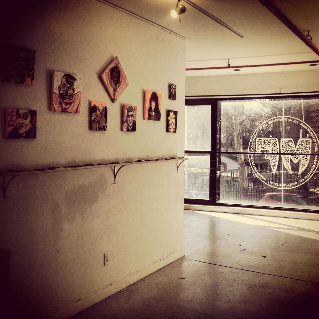 Photo #4 Sunny Gallery Space at MF Gallery